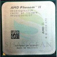 AMD Phenom II X4 830 2.8GHz/6MB /4 cores Quad Core DeskTop CPU HDX830WFK4DGM Socket AM3