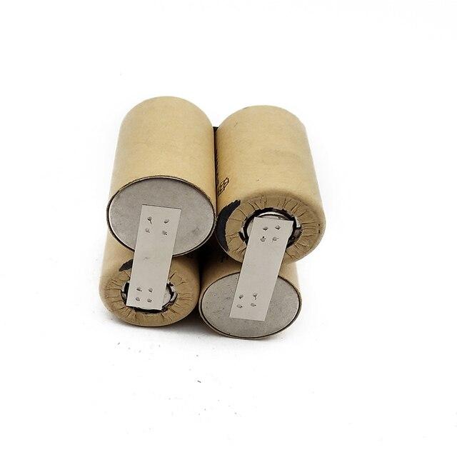 4/5SC 3000mAh for Metabo 4.8V Ni MH Battery pack CD   6.31858.000  631858000  for self-installation