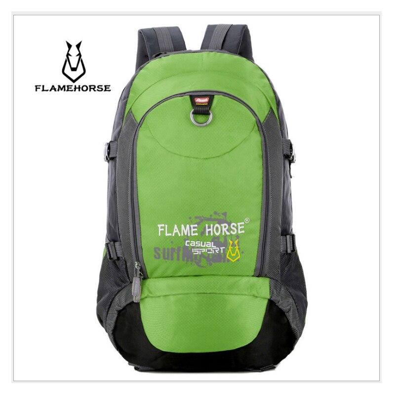 Сумка для отдыха на природе, походный рюкзак, дорожный рюкзак, сумки для альпинизма, Большой Вместительный рюкзак для мужчин и женщин