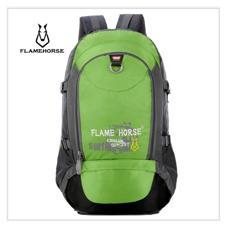 Ao ar livre saco de Acampamento Caminhadas Mochila de Viagem Mochila de Alpinismo sacos de Equipamentos de grande capacidade mochila para Mulheres Dos Homens
