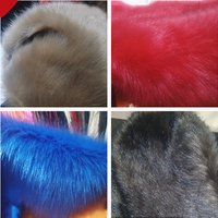 High Grade Imitation Fox Fur Pile 3 5cm Synthetic Fur Faux Fur Fabric Counter Decoration Plush
