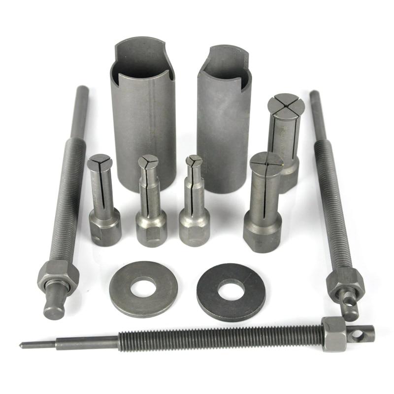 BORUIT Grande Acier Moto Interne Extracteur de Roulement Kits D'outils À Main Set Intérieure Extracteur de Roulement Motos Réparation Remover Outils