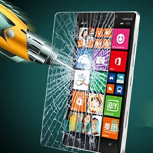 Tempered Glass Screen Protector BAG for Microsoft Nokia Lumia 435 520 532 535 540 630 640 XL 730 925 930 950 XL 550 650 Film