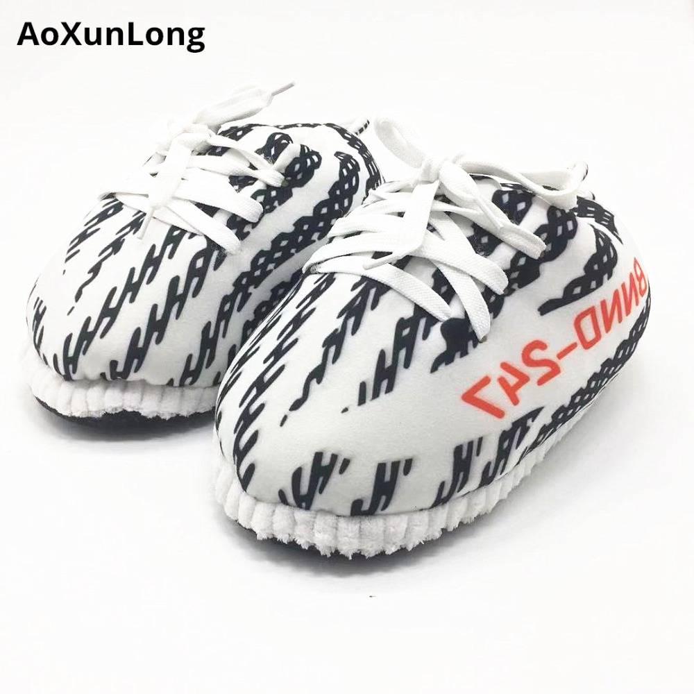 Winter Slippers Women Warm Home Shoes 2019 New Home Slippers Unisex Hausschuhe Slipper Big Size 35/43 Chaussons Femme PantuflasWinter Slippers Women Warm Home Shoes 2019 New Home Slippers Unisex Hausschuhe Slipper Big Size 35/43 Chaussons Femme Pantuflas