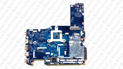 LA 9902P for lenovo ideapad G500S laptop motherboard 14 quot Intel HM77 DDR3 Free Shipping 100 test ok in Laptop Docking Stations from Computer amp Office