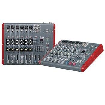 Микшерный пульт рекордер 48В монитор AUX эффект путь на возраст от 4 до 12 лет канальный аудио смеситель USB 99 dsp эффекты PMXi