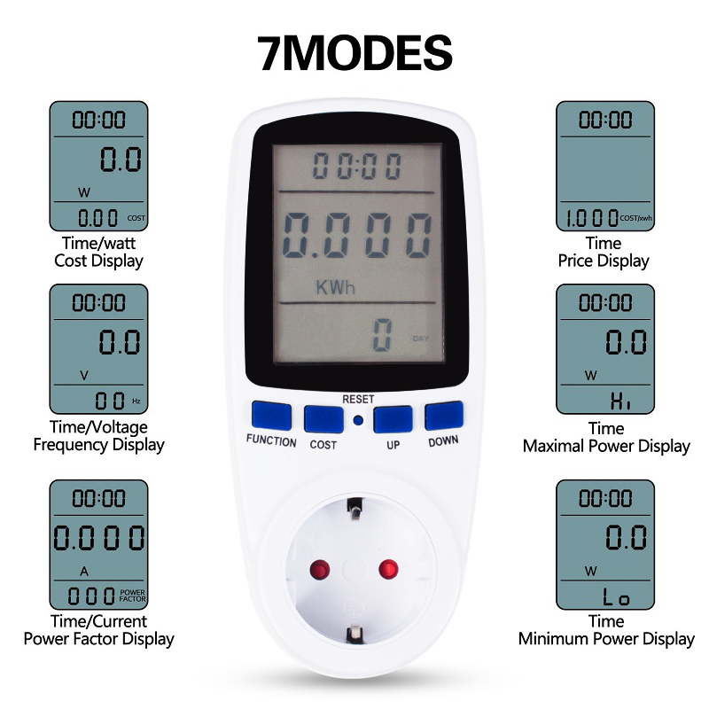 best top electric energy saving power meter eu meter list and get