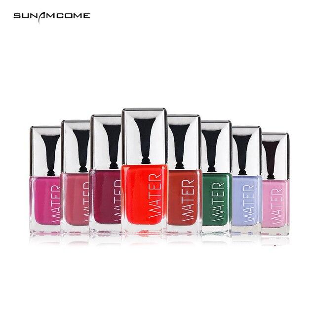 Sunamcome Topkwaliteit Uv Gel Nagellak Kleurrijke Tear Nail Art