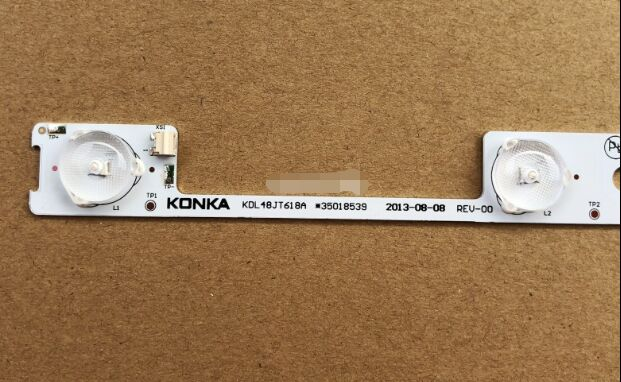 New LED Backlight Bar Strip For KONKA KDL48JT618A 35018539 6 LEDS(6V) 442mm New New