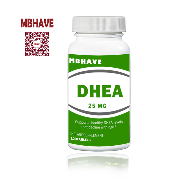 1 get 1 2X MBHAVE DHEA 25 mg Healthy Aging Formula 120 tablets  total 240 Tablets not capsule ONLY THIS WEEK