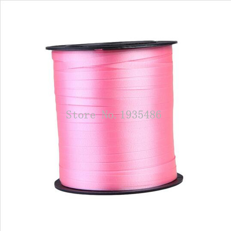 Hot sale High Quality 220m 4mm 250yards Balloons Ribbon for Wedding Party Birthday Balloon Decoration PP Ballon Curling Ribbons