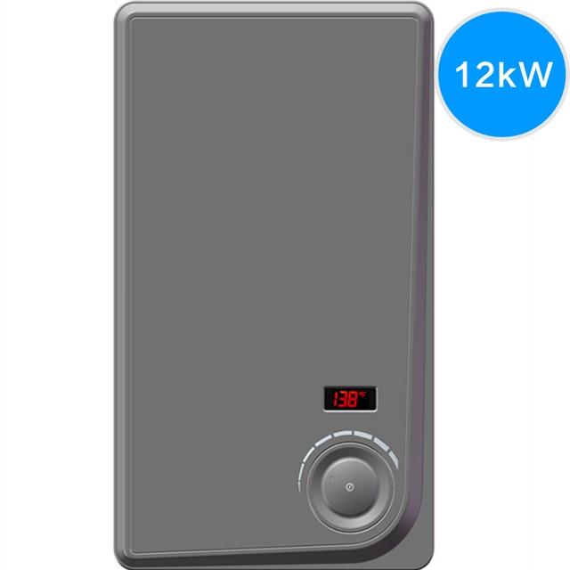 12000 Watt durchlauferhitzer induktion warmes heizung badezimmer ...