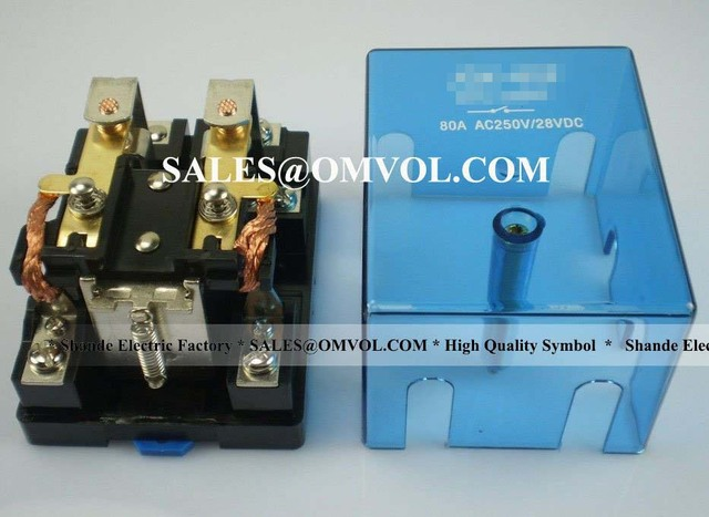 Power relay DPDT 80A Acutally in Relays from Home Improvement on