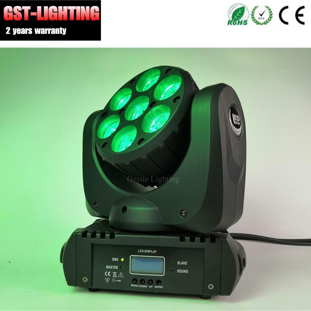 7x15W RGBW 4In1 Moving Head Light Club 7pcs 15W LED Mini Wash Moving Head7x15W RGBW 4In1 Moving Head Light Club 7pcs 15W LED Mini Wash Moving Head
