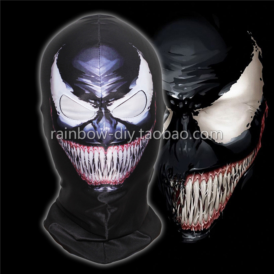 black spiderman mask - photo #36