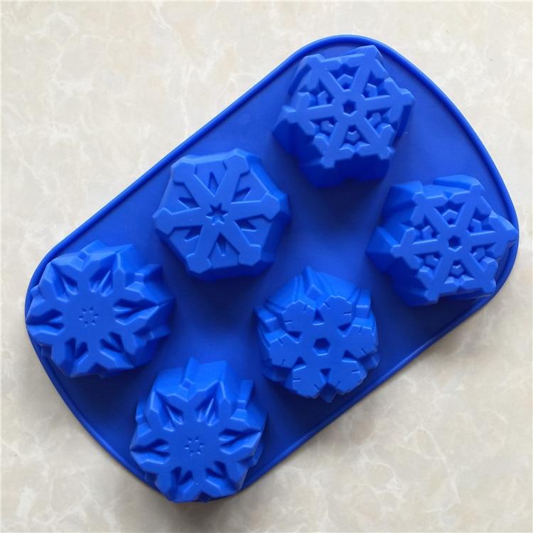 Silicone Christmas Molds