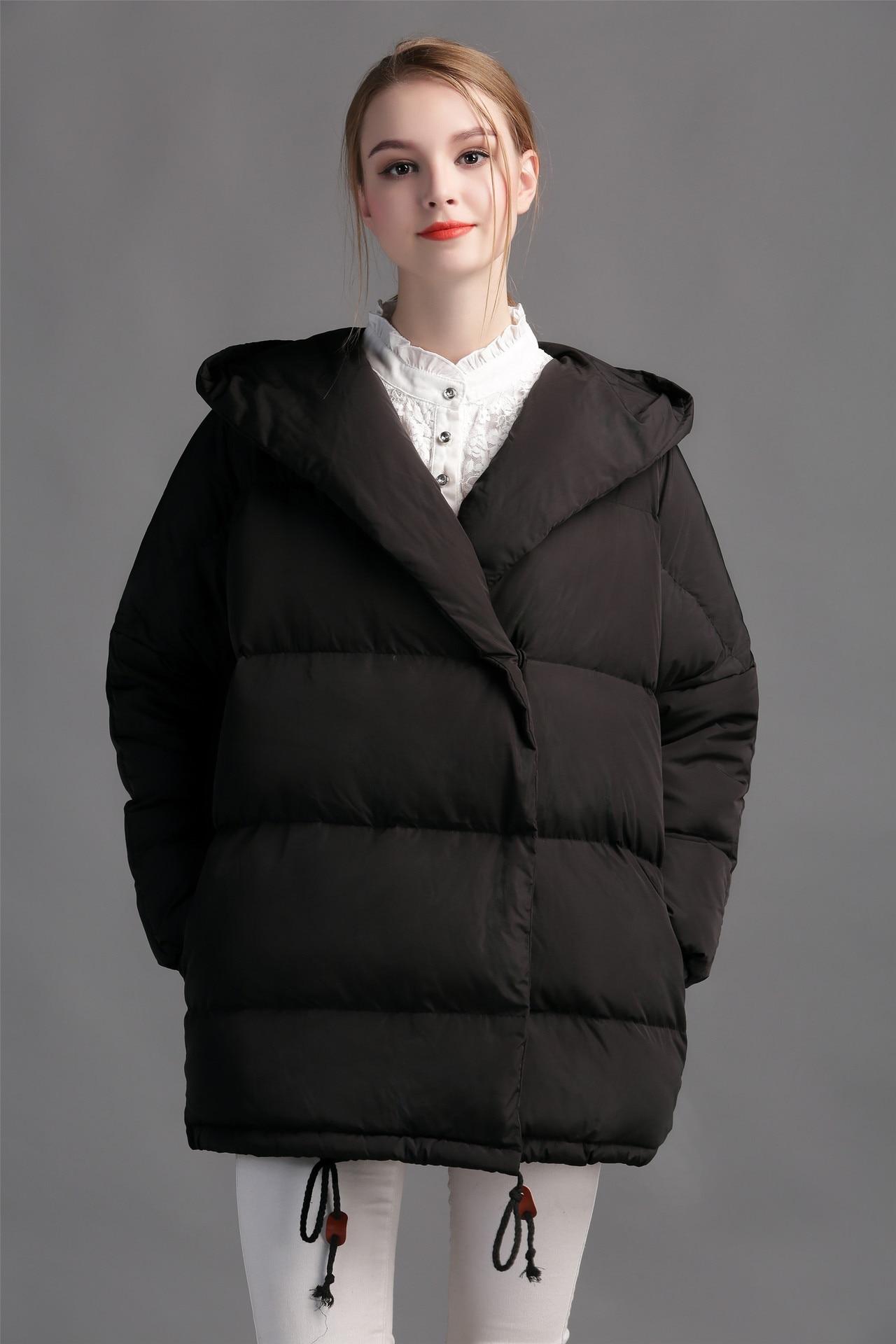 online cheap duvet jacket women aliexpress alibaba group #2: coats quilt size plus font b duvet b font loose fit font b jacket b font