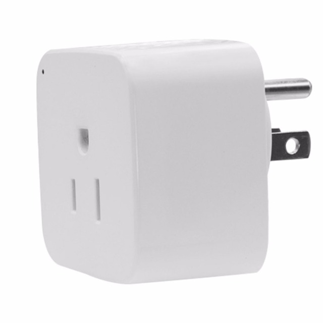 Smart Wifi Plug US Plug Household Power Control Socket Phone APP ...