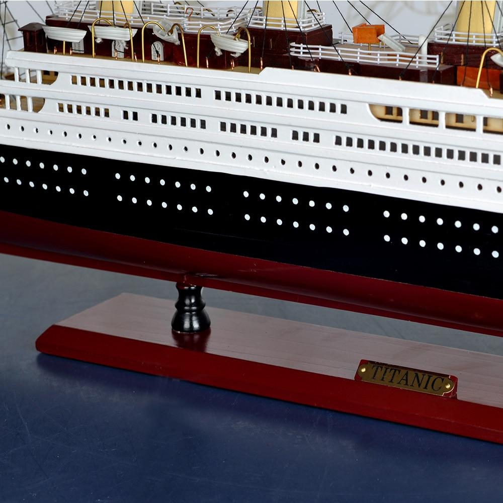 Titanic Modelo De Madera De Gama Alta Muebles Para El Hogar  # Muebles Titanic