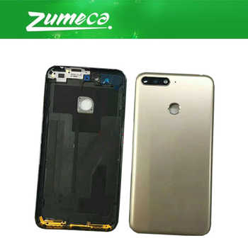 For Huawei Y7 2018 Y7 Pro 2018 Y7 Prime 2018 Battery Cover Housing