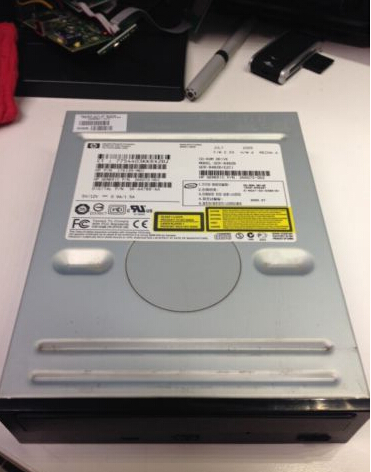 CD-Rom Disk Drive For ML370G3 288894-001 266072-002 Original  Well Tested Working One Year Warranty autoprofi компрессор автомобильный ak 35