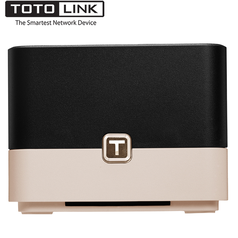 все цены на 1PCS TOTOLINK T10 AC1200 Dual Band Whole Home Mesh Network System Wireless Router Wi-Fi Repeater, 1GHz CPU, Easy Setup онлайн