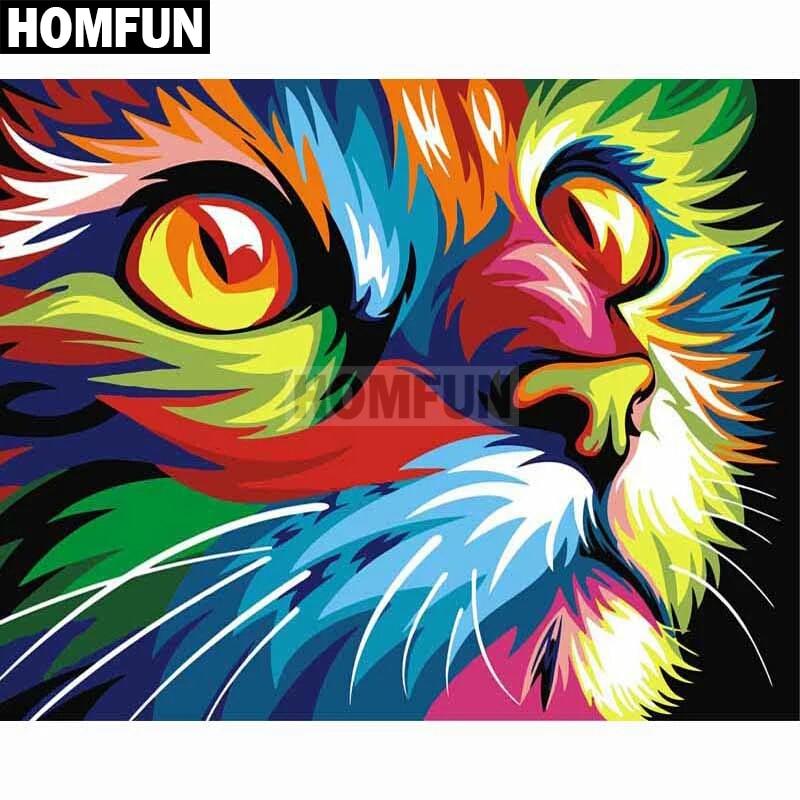 A02631         Colored cat