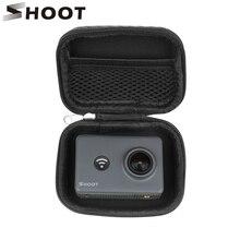 SHOOT Portable petite taille étanche caméra sac étui pour Xiaomi Yi 4K Mini boîte étui de collection pour GoPro 6 5 4 Session accessoire
