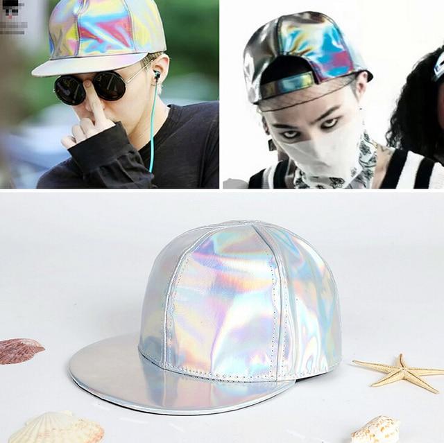 K-pop New BIGBANG GD TOP concert embroidery letter play baseball cap fashion cap