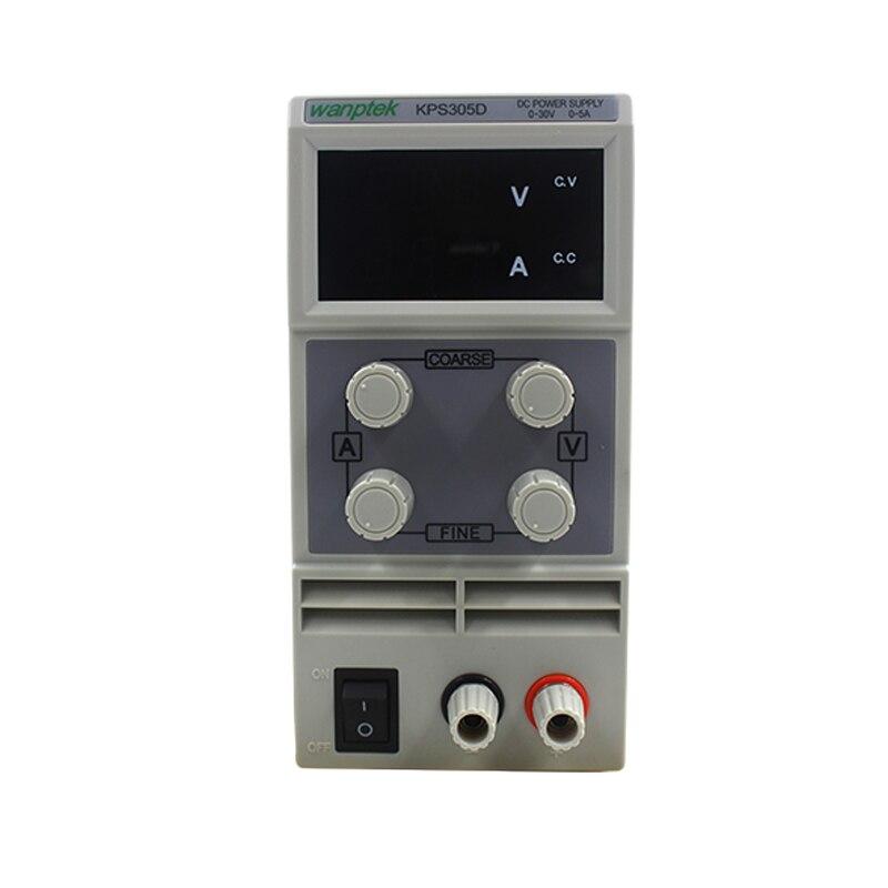 電圧レギュレータ KPS305D 30 ボルト 5A スイッチ研究所 DC 電源 0.1 ボルト 0.01A デジタル表示調整可能なミニ Dc 電源供給  グループ上の 家のリフォーム からの スイッチ 電力供給 の中 3