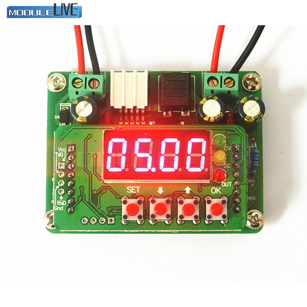 все цены на B3603 DC-DC Digital Display Power Supply Adjustable Step Down Module Constant Voltage Current Ammeter Charger Control Board онлайн