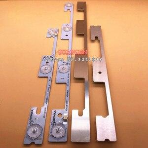 32 inch backlight strip 1SET=4PCS(2PCS*4LED +2PCS*3LED) 1LED=6V KDL32MT626U 35019056 35019055(China)