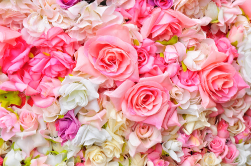 HUAYI  Rose  Photography Backdrop Scenery Custom Photo Portrait Studios Background Valentine's day floral Backdrop XT4788 8x10ft valentine s day photography pink love heart shape adult portrait backdrop d 7324