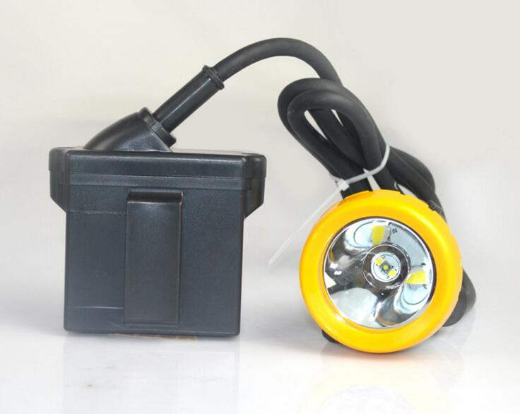 LED Lion Battery Explosion-proof Light Miners Lamp KL5M With Charger