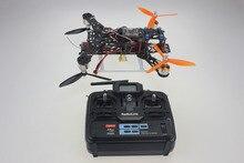 F11859-A 300 H 300 de Fibra de Carbono Puro Mini H FPV Quadcopter RTF Kit Completo con Radioenlace T6EHP-E TX y RX SIN Cargador de Baterías