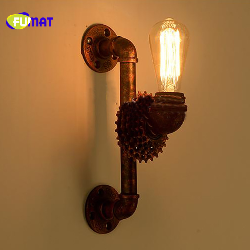 Water Pipe Sconces 17