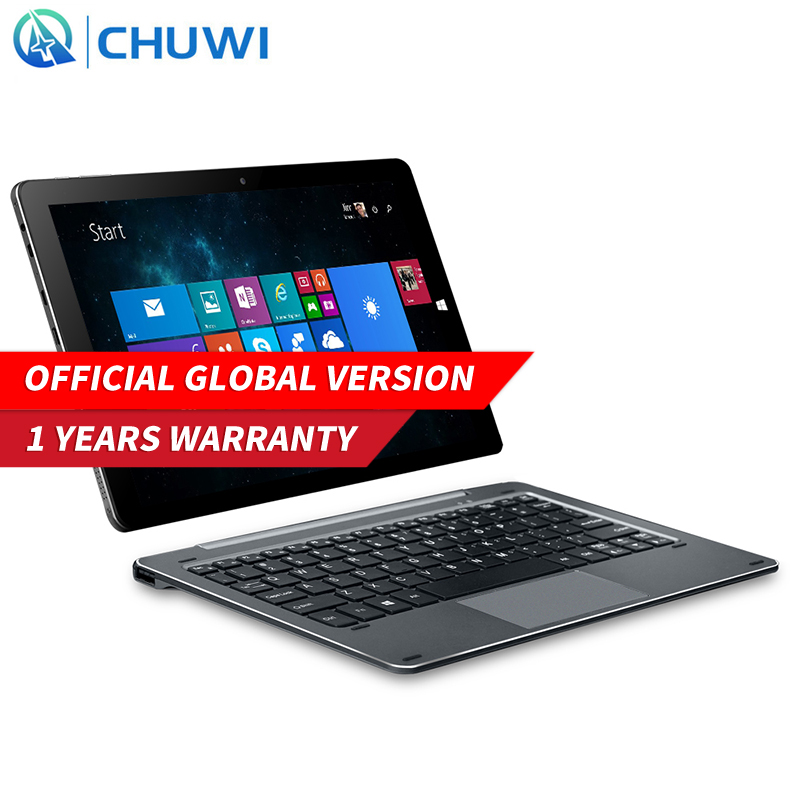 "Chuwi Hi10 Air Pro 2 In 1 Tablet PC 10.1"" IPS OGS 1920*1200 Intel Cherry Trail X5-Z8350 Genuine Windows 10 Hi10 Pro Upgraded"