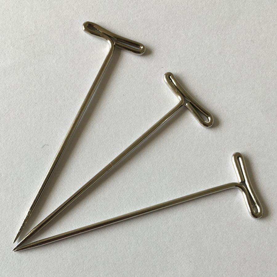 Hedendaags Kopen Goedkoop 60 Stks partij 5.5 Cm Lengte T Vorm Naald Pins Voor EI-51
