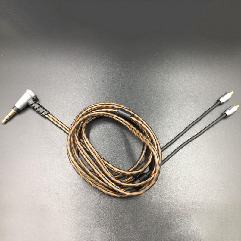 A2DC Kabel voor ATH E40 LS200is LS300 LS400 LS50 LS70 HDC313A Oortelefoon Hoofdtelefoon Draad Headset Kabels voor iPhone xiaomi-in Oortelefoonaccessoires van Consumentenelektronica op  Groep 1