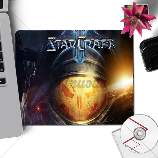 Yinuoda  starcraft 2 wings of liberty Comfort Mouse Mat Gaming Mousepad Size for Size for 180x220x2mm and 250x290x2mm 2