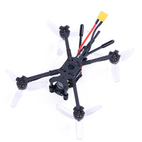 iFlight TurboBee 120RS 120mm 2 3s Micro FPV Drone BNF/PNP with 2540 Propellers/1103 11000kV Brushless Motor Turbo Eos2 Camera