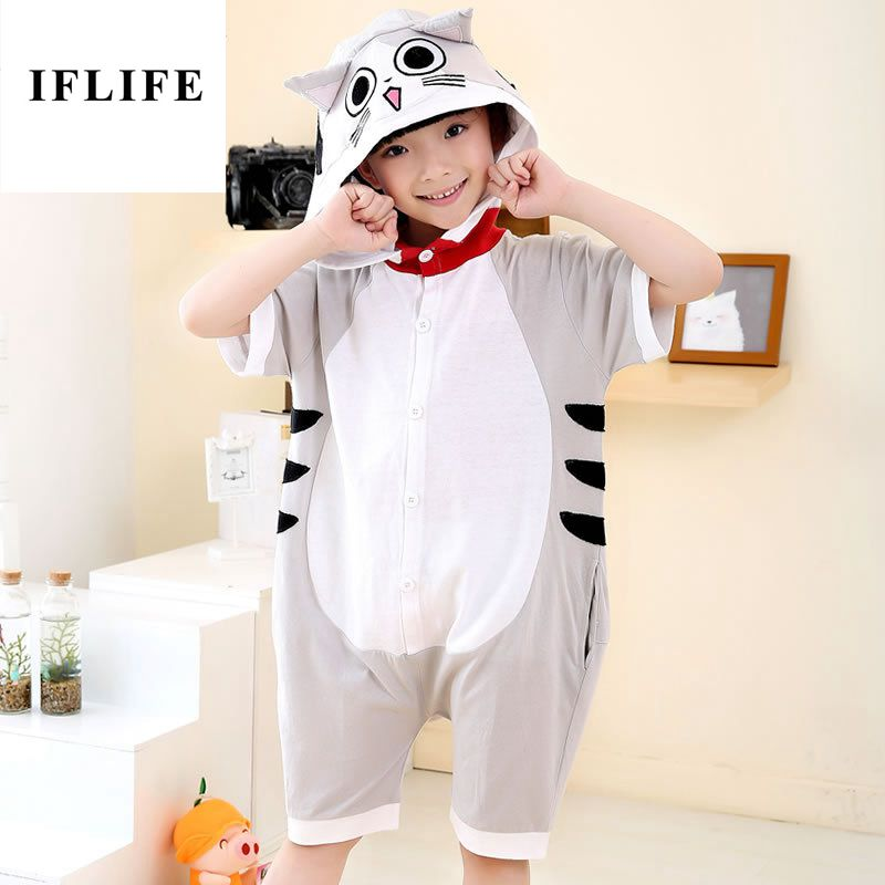 Summer Animal Anime Chi's Cat Sweet Home Cosplay Costume