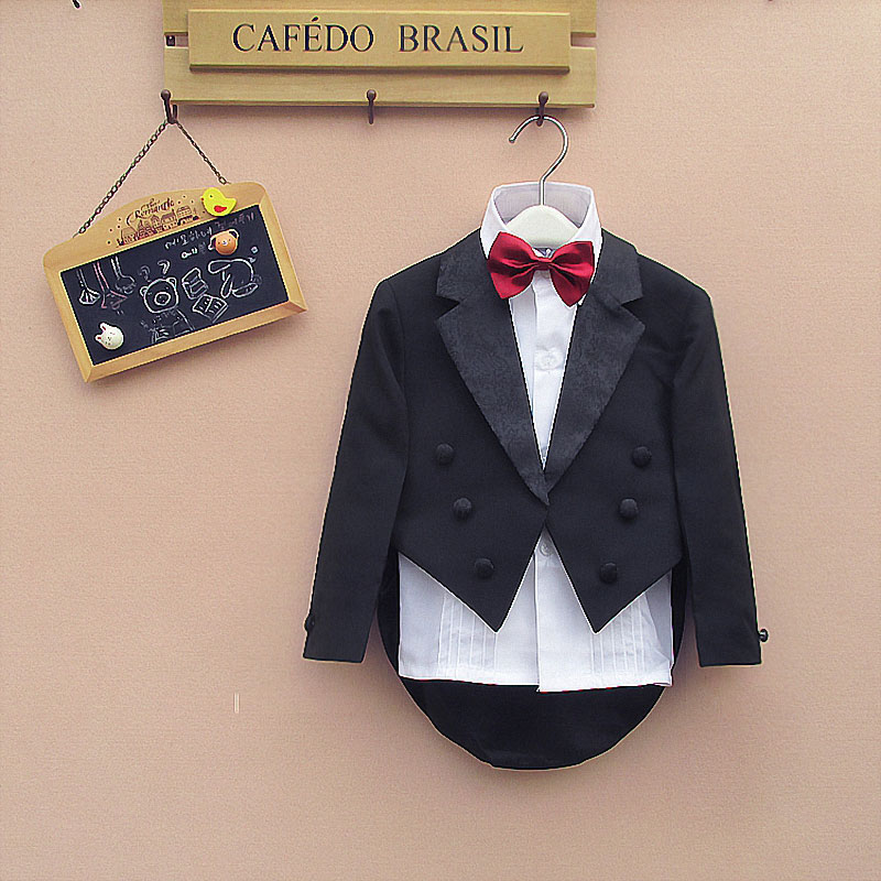 Sizes ..1-20 Boy White COMMUNION BAPTISM Suit Tuxedo Party Wedding 5 piece