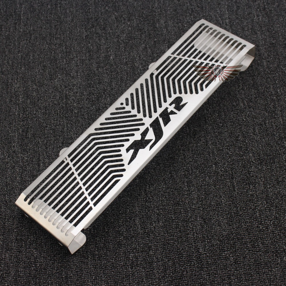 Motorcycle Accessories Radiator Grille Guard Cover Protector For YAMAHA XJR 1300 XJR1300 1998-2008 High Quality stainless steel
