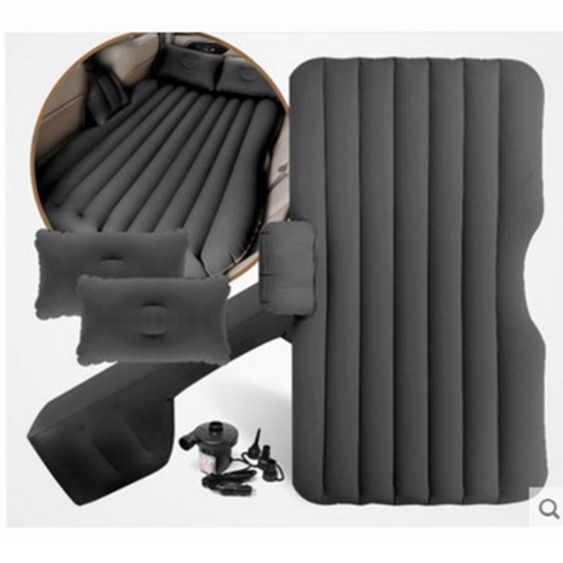 Split car inflatable bed Car shock bed Car travel bed SUV rear seat mattress betos car air mattress travel bed auto back seat cover inflatable mattress air bed good quality inflatable car bed for camping
