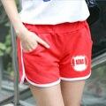 2016 Summer new style women fashion shorts kpop  exo  shorts women casual slastic shorts free shipping