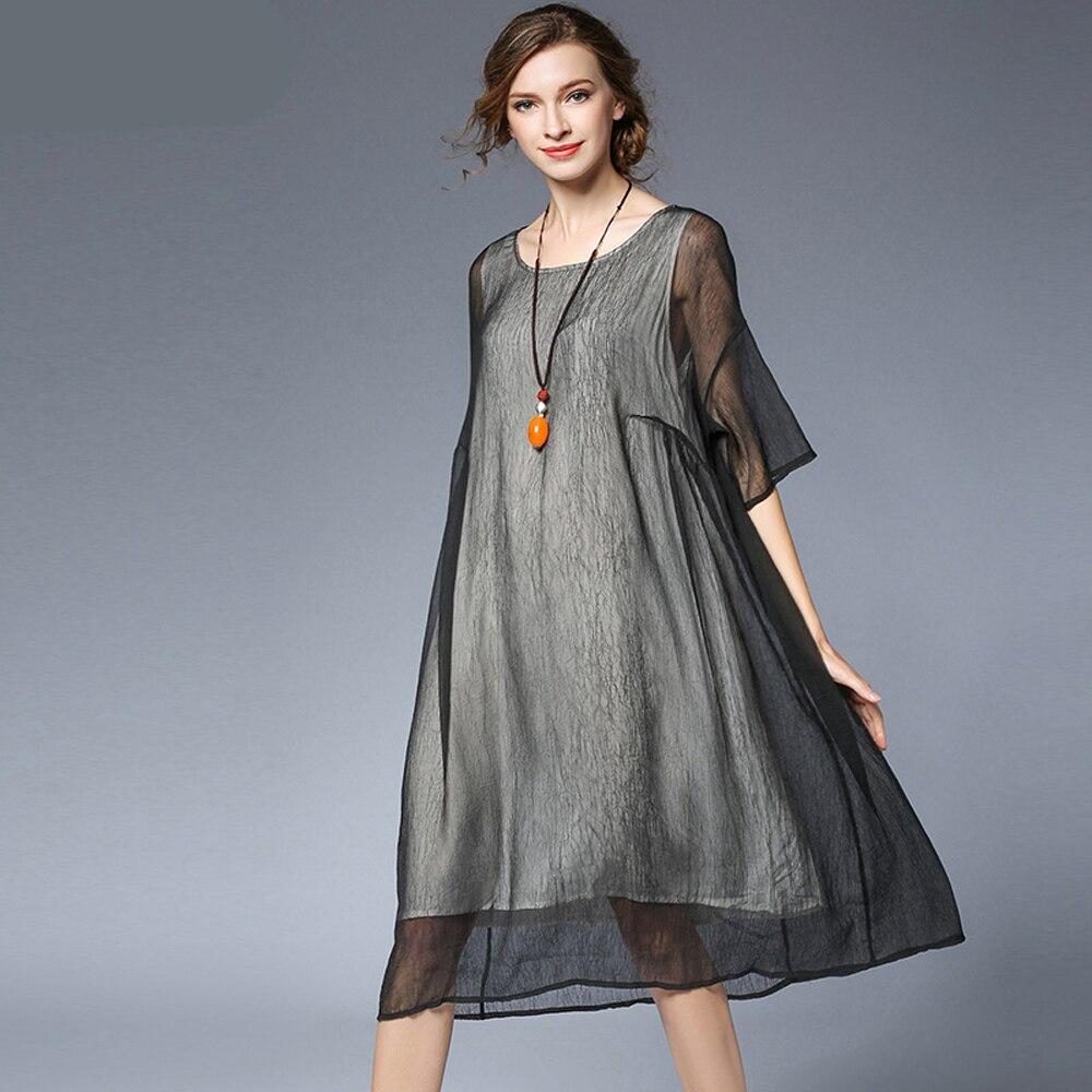 High Quality Womens Black Tunics Promotion-Shop for High Quality ...