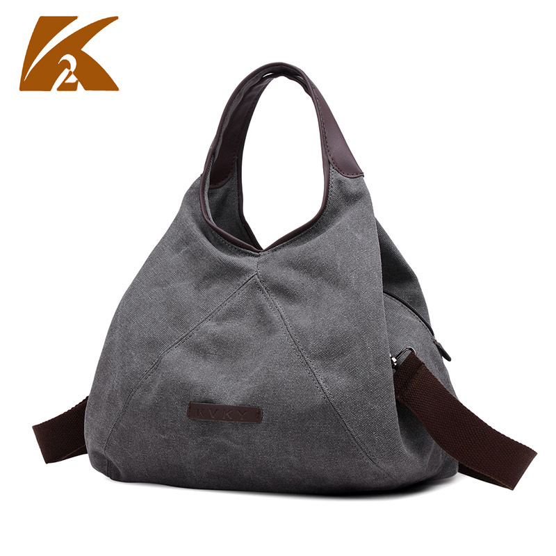 KVKY Woman Canvas Bag Woman Canvas Messenger Bags For Woman Handbags Travel Causal Crossbody Shoulder Bag Bolsa Feminina WH308 блендер philips hr 1327 hr1327 00