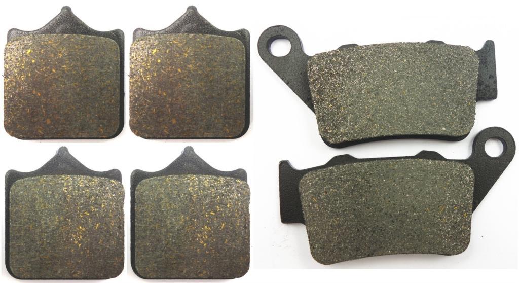 2 Pads CNBK Rear Sintered H-H Disc Brake Pads fit for KTM Street 690 Duke ABS 12 13 14 15 2012 2013 2014 2015 1 Pair Motorcycle & ATV Braking