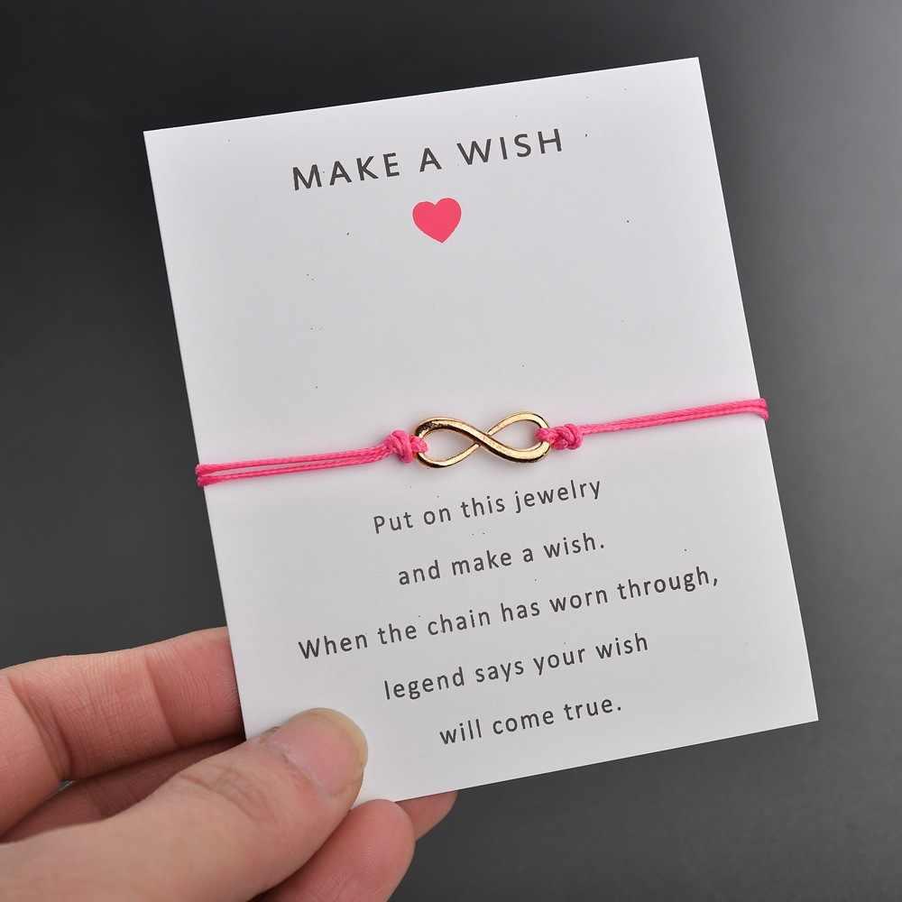 Flamingo Life tree kompas uroku bransoletki dla kobiet mężczyzn dzieci szczęście czerwony sznurek bransoletki przyjaźni biżuteria prezent regulowany